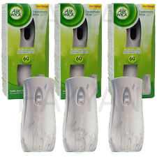 3 X AIRWICK FRESHMATIC AUTOMATIC SPRAY MACHINE AIR WICK FRESHENER HOME OFFICE