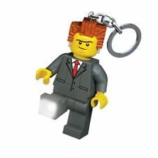 Black LEGO with Keychain