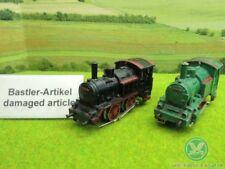 Trix Express Dampfloks für Gleichstrom