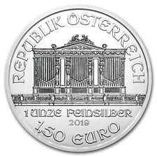 AUTRICHE 1,5 Euro Argent 1 Once Philarmoniker 2019 -