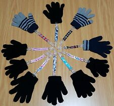 Glove Clips Boys & Girls Lots Of Designs Clips to Coat No More Lost Gloves!