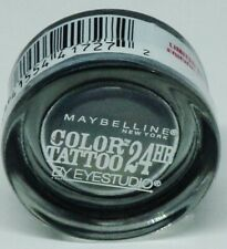 Maybelline Color Tattoo By Eye Studio 24hr Cream Eyeshadow SHIMMERING SEA #115