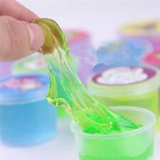 Coloré Drôle Magique Cristal Plasticine Jelly Slime Boue Kid Intelligent Jouet