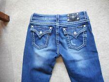 EUC Miss Me Skinny Jeans Size 29