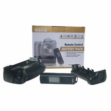 Meike MK-DR750 Built-In Wireless Control Battery Grip 4 Nikon D750 DSLR Camera