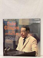 Duke Ellington  AT THE COTTON CLUB Vinyl LP  1970 (LP30)