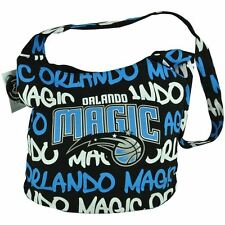 NBA Robin Ruth Orlando Magic Round Shoulder Hand Bag Cross Body Purse Women Blk