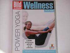 BamS - Wellness: Power Yoga DVD OVP  NEU