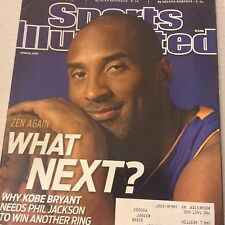 cd2df3d4f15 Sports Illustrated Magazine Kobe Bryant Pete Carroll June 28