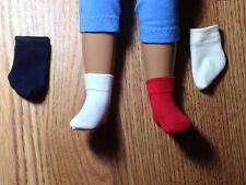 "4 pair socks for 16"" Sasha or Gregor"