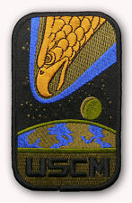 "ALIENS - USCM United States Colinial Marines ""SCREAM EAGLES"" Uniform CAMO Patch"