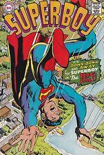 Superboy #143. VG+. 1967