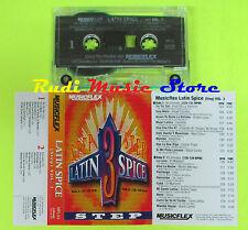 MC LATIN SPICE STEP VOL.3 fruit de la passion ruben cejas lulu cd lp dvd vhs