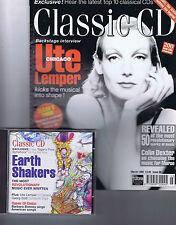 UTE LEMPER / COLIN DEXTERClassic CD magazine with CDNo.96March1998