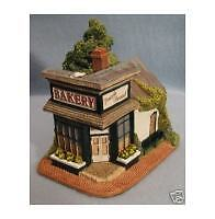 Lilliput Lane - Fresh Bread - Retired & Nib