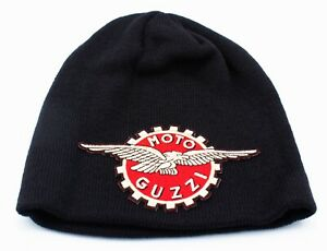 Moto Guzzi Racing beanie motorbike motorcycle Embroidered Patch