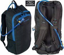 Falcon Hydration Back Pack Water Bottle Day Backpack Rucksack Aqua Bladder 18L