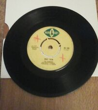 "MAXIE ROMEO-IT'S NOT THE WAY.VINYL 7""45RPM.BLUE CAT .VGC+"