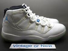 Nike Air Jordan XI 11 Legend Blue Columbia Retro 2014 sz 8.5
