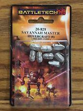 Classic Battletech Savannah Master Hovercraft (8) 20-828