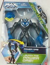 Max Steel Deluxe Launchin' Max Steel Figure