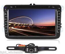 "8""Car Radio DVD Player  Navigator fit for VW Golf 5 V MK5 6 VI PLUS+Camera"