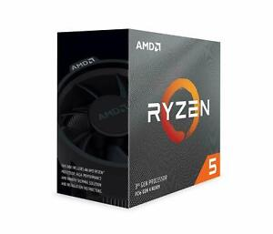 [AMD] Ryzen 5 3600 6Core 12Thread 3.6GHz 7nm PCIe4.0 65W CPU Processor