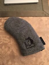 Seamus Golf Wool Wood/ HYBRID Headcover