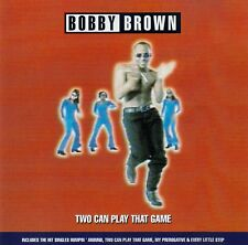 BOBBY BROWN : TWO CAN PLAY THAT GAME / CD - TOP-ZUSTAND