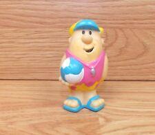 Genuine Hanna Barbara Vintage Flintstones (1990) Barney At The Beach Kids Toy