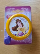 Genuine Disney - Princess Belle Disney Bike Bell, Children's Bicycle Bell
