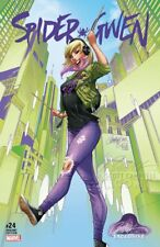 SPIDER-GWEN 24 J SCOTT CAMPBELL OWN EXCLUSIVE COVER B VARIANT NM