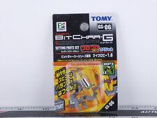 TOMY Tomica BitChar-G GS-06 Setting Parts Set Motor Unopened Dealer Stock