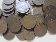 Roll of 1935 Canada Small Cents (50 Coins).