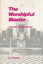 00514. Blakey - 'The Worshipful Master and what he should know' 2nd Ed 1983