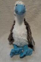 Gund BLUE FOOTED BOOBY Bird World Wildlife Fund Plush Stuffed Animal plush New