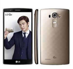 "LG G4 Hexa-core Android 32GB ROM 3GB RAM 8MP 16MP Camera 4G LTE SMARTPHONE 5.5"""