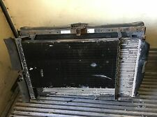 International 9900i/9400i Radiator, Charge Air Cooler, And A/C Condenser