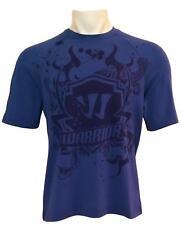 Mens Warrior Messah T-Shirt (XL) Blue B1694