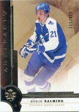 16/17 UPPER DECK ARTIFACTS LEGENDS SP #148 BORJE SALMING 369/499 LEAFS *45021