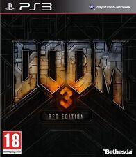 Sony PS3 Doom 3 BFG Edition Playstation 3 deutsch OVP gebraucht günstig guter Z.