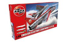 AIRFIX a09179 ENGLISH ELECTRIC LIGHTNING F. 1 / F. 1A avions KIT 1/72 scale T48
