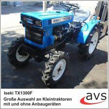 Kleintraktor Iseki TX1300F Traktor Schlepper Allrad