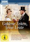 Goldene Zeiten - feine Leute (DDR-TV-Archiv) DVD Neu und Originalverpackt