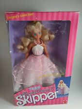 Teen Sweetheart Skipper Doll #4855 New Never Removed from Box 1987 Mattel, Inc.