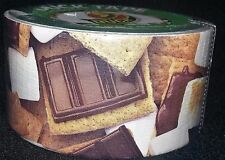 S'mores Please Print ~ Duck Brand Duct Tape ~ Smore Printed Series ~ 10yds *A11*
