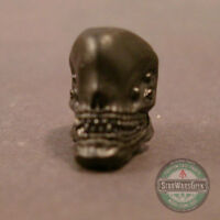 "MH139 Custom male head cast for use with 3.75/"" Star Wars GI Joe Marvel figures"