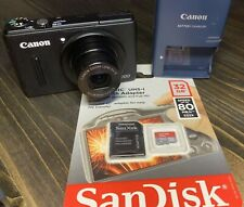 Canon S100   Excellent Cond.   fast shipping   w/ SD card, battery, & charger
