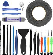 Kit di Riparazione Professionale per cellulari smartphone, 21 pezzi con adesivo