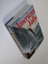 "New 1985 1st ed/1st ptg ""American Falls: A Novel"" American Civil War Hdbk Novel"